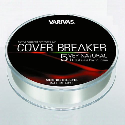 Леска моно Varivas COVER BREAKER Nylon Natural 091/0185
