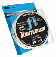 Леска Cottus Tournament 30м 0,08